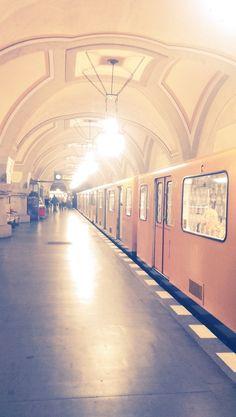 Berlin | Transit System. U Bahn