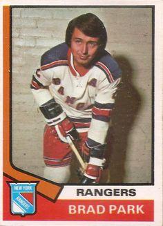 Adam Graves, Denis Potvin, Brad Park, Lanny Mcdonald, Hockey Cards, Baseball Cards, Brian Leetch, Hockey Hall Of Fame, Bobby Orr