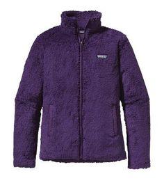 Women's Patagonia - Los Gatos Fleece Jacket - Purple