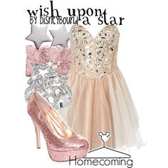 """Wish upon a star"" by lalakay on Polyvore #disney"