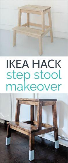 Fine 21 Best Step Stool Images In 2019 Stool Stool Makeover Ncnpc Chair Design For Home Ncnpcorg