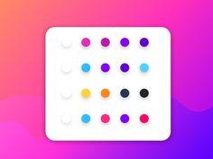 Color Platte