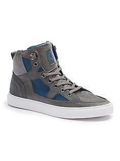 Taz Sneaker. I know you like those pastel and light blues.... the are great colors, but check out these blue/grey kicks? pretty sweet, huh? :D