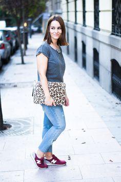 New Balance Granates   La Chimenea de las Hadas   Blog de Moda y lifestyle   Buscando el lado bonito de las cosas