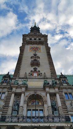 Hamburgo, Alemania    (Photo - Date: 14-08-2016  /  Time:19:27:43)