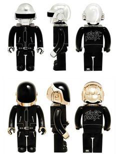 Lego Daft Punk limited edition