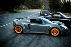 twin charged widebody Lotus Exige