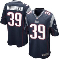 Shop for Official Mens Blue NIKE Game  New England Patriots #39 Danny Woodhead Team Color NFL Jersey Get Same Day Shipping at NFL New England Patriots Team Store. Size S, M,L, 2X, 3X, 4X, 5X. $79.99