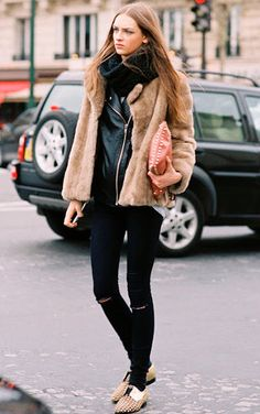 fur & leather