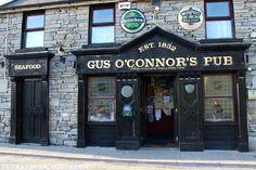 Gus O'Connor's Pub In Doolin, Ireland - Live Traditional Irish Music