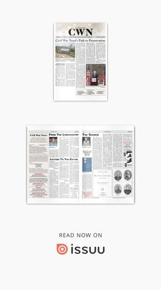 'The Source' April 2018. Subscribe to Civil War News at http://www.civilwarnews.com/cgi-bin/Mag_Subscribe.asp