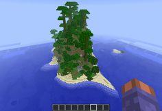 Best Survival Island Minecraft Seeds 1.3.2