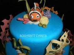 nimo birthday cake