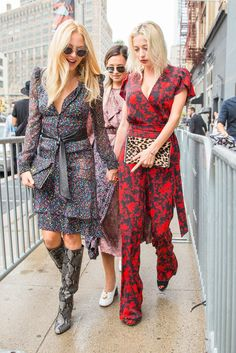New York Fashion Week, Day 4