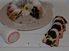 21/365 Ciambellone classico bicolore http://annaincasa.blogspot.it/2018/01/ciambellone-classico-bicolore.html #annaincasa