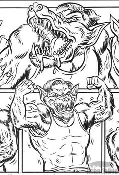 Classic Inspired Horror Anthology Comic 'Burial Plots' In The Works - DETAILS on HorrorBug: http://wp.me/p252Dk-4zi #horror #suspense #creature #comic #indie #art #independentfilm
