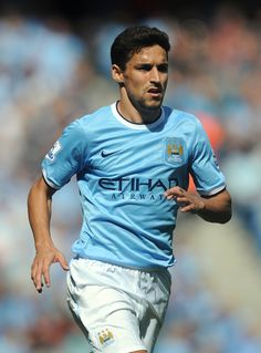 Jesus Navas Photos: Manchester City v Hull City - Premier League
