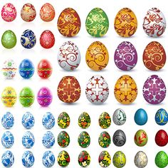 Happy Easter eggs templates. All images on the site vectorpicfree.com free for download and ready for print. We have over 10,000+ pictures.
