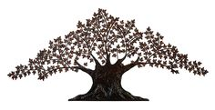 Deco 79 Metal Wall Tree Decor, by -- A special product just for you. See it now! Tree Sculpture, Wall Sculptures, Metal Tree Wall Art, Metal Art, Tree Wall Decor, Wall Art Decor, Painting Shower, Tree Artwork, Unique Home Decor