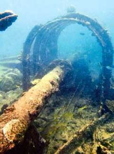 Largest shipwreck discovered in Sri Lankan waters
