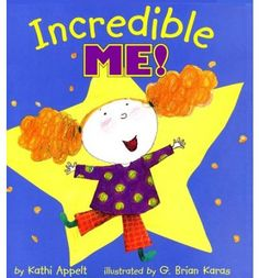 An exuberant young girl celebrates all the special qualities that make her--and each individual--unique. Full-color illustrations.