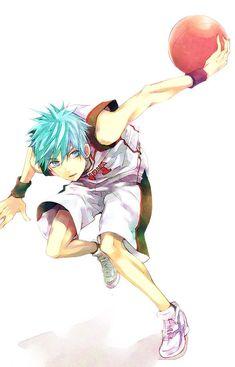 Kuroko no Basuke. Kuroko, the phantom sixth. Otaku Anime, Manga Anime, Boys Anime, Manga Art, Anime Art, Kuroko No Basket, Anime Basket, Kurokos Basketball, Basketball Quotes