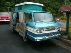 Corvair Camper not a VW but I still like it.