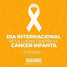 Sabías que 4 de cada 5 niños con #Cáncer logra recuperarse?  Una excelente razón para conmemorar el  Día internacional de la lucha contra el #CáncerInfantil #OceanoRD #AmamosLaLectura