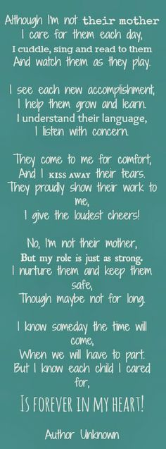 letter to foster children - Google Search