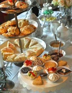 Downton Abbey Tea Party + Free Printable Downton Abbey Trivia Quiz - Make Life Lovely