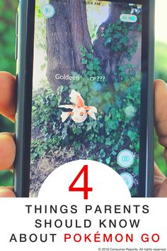 The Pokémon GO mobile game is a hit with tweens to millennials to baby boomers. While the Pokémon Go app is inherently child-friendly, there are a few things that parents should know to keep their kids—and bank accounts—safe.