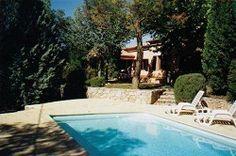 Vakantiehuis Le Temps des Cerises - Bagnols-en-Foret - Cote d'Azur - VAR Zuid Frankrijk - Privé zwembad