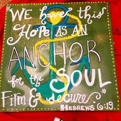 Bible anchor quote