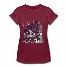 Hipster Tattoo, Metal Shirts, Hippie Style, Rockabilly, Pullover Shirt, Rocker, Lifestyle, Mens Tops, Fashion