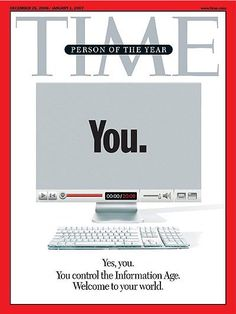 It's Been 10 Years Since You Were Named TIME's Person of the Year
