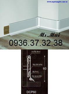 Nẹp len chân tường bằng hợp kim nhôm  Đẹp - Rẻ - Chất lượng Liên hệ: Mai 0936.37.32.38
