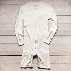 Union Suit Redux - Natural