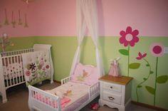 Nice girlie room!