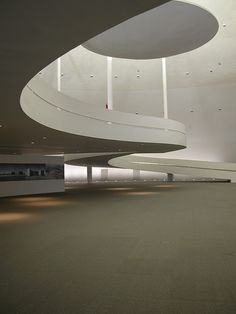 Museu Nacional de Brasília por Oscar Niemeyer