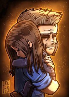 """All She Wants"" @DafneKeen @RealHughJackman @WolverineMovie ❤️❤️ #Logan #X23 Been 2 days now & I'm still thinking about the movie#sogood"
