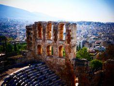 Bei den Griechen - ITCHY FEET Den, Mount Rushmore, Mountains, Nature, Travel, Travel Report, Greece, Viajes, Naturaleza