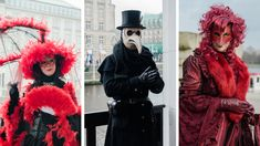 Magic Mask Festival in Germany. #Travel #Photography #Culture #Design #Art #Costume #Missions