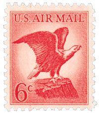 1963 6c Bald Eagle Scott C67 Mint F/VF NH  www.saratogatrading.com