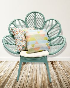 Maya Flower Chair In Turquoise. I NEED This For Kaydenceu0027s Room. This Chair  Is