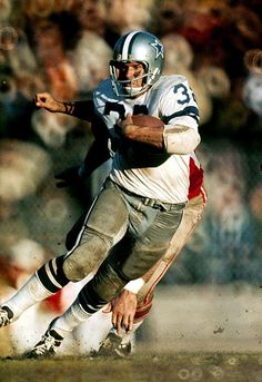 Walt Garrison. FB/HB gritty  player that was a fan favorite!