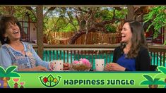 Happiness Jungle - How To Allow The Universe To Work For You