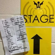 LEGENDARY setlist tonight Leeds, UK