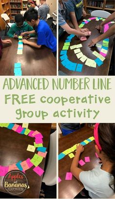 Cooperative Learning Activities, Group Activities, Teaching Math, Teaching Ideas, Cooperative Education, Creative Teaching, Kindergarten Math, Kids Learning, Education Quotes For Teachers