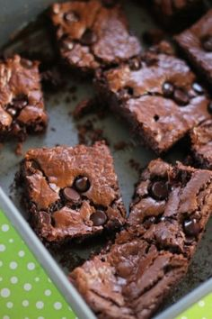 Eat Good 4 Life » The best gluten free brownies ever! THE BEST GLUTEN FREE BROWNIES YOU WILL EVER TASTE. Do yourself a favor and bake these ASAP