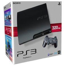 PlayStation 3 - Konsole Slim 320 GB (K-Model) inkl. Dual Shock 3 Wireless Controller: Amazon.de: Games